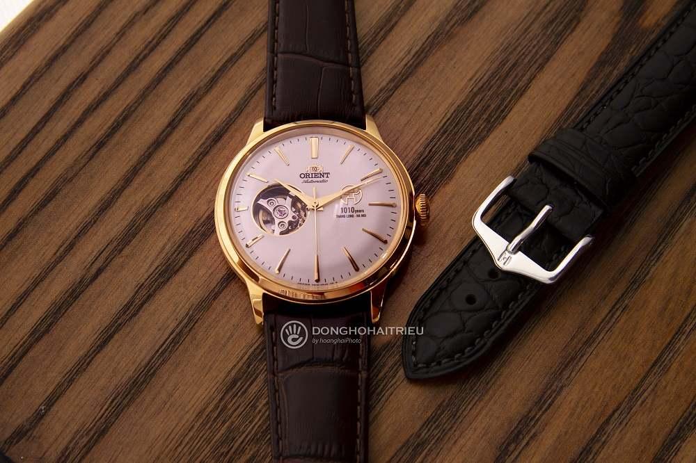 Siêu phẩm đồng hồ Orient 1010 có 3 phiên bản mang phong cách cổ điển, thanh lịch - Ảnh 14
