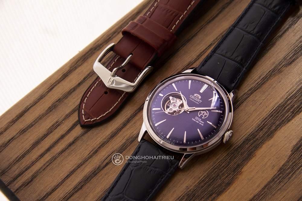 Tham khảo nơi bán dòng đồng hồ Orient 1010 đảm bảo uy tín, chính hãng - Ảnh 18