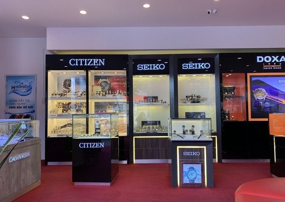 Tham khảo giá đồng hồ Orient 1010 được bán tại Hải Triều Outlet - Ảnh 17