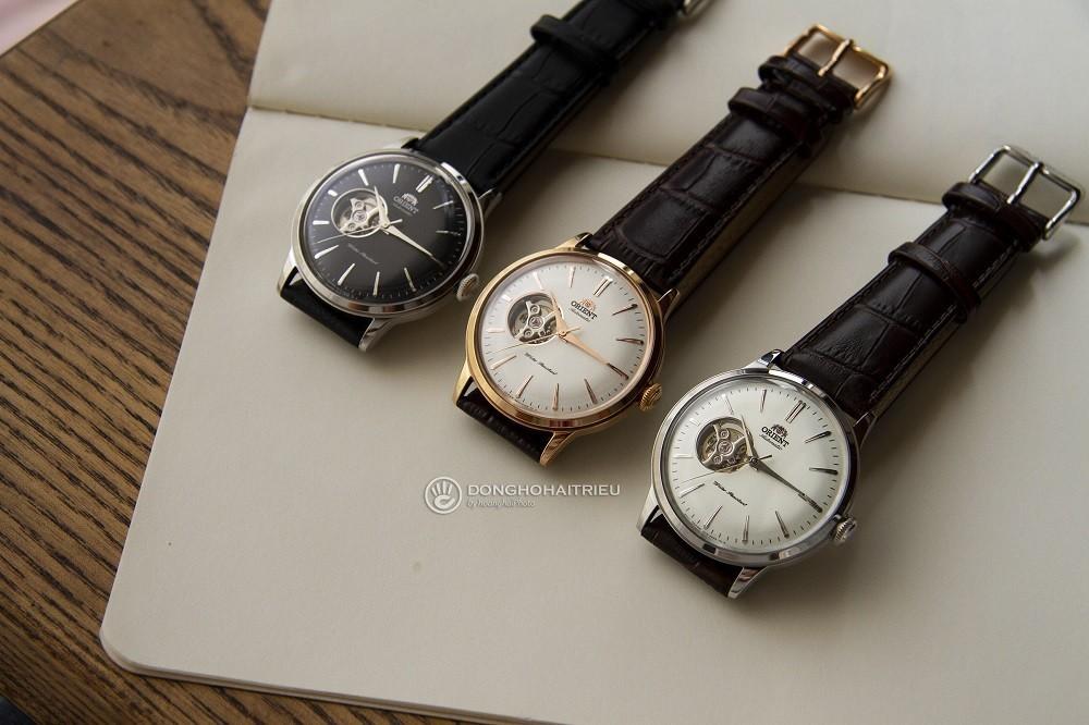 Orient Bambino là đồng hồ cơ được săn đón - Ảnh 1