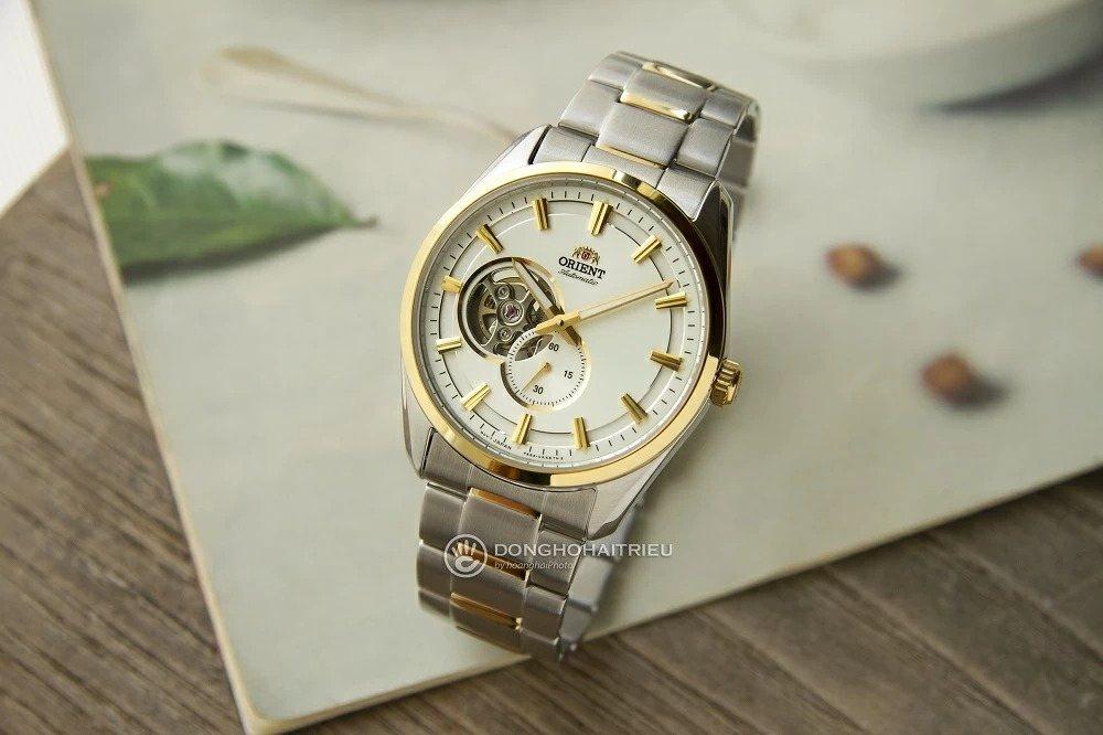 Đồng hồ Orient RA-AR0001S10B sở hữu thiết kế lộ cơ cực tinh tế - Ảnh 2