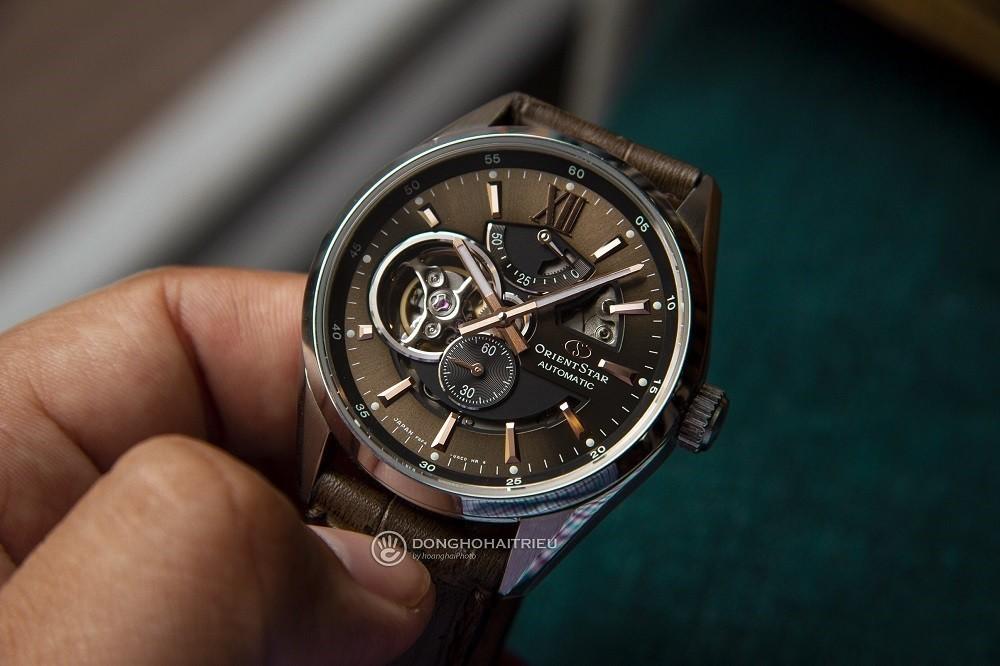 Đồng hồ Orient Star cổ được mọi người săn đón nhiều - Ảnh 5